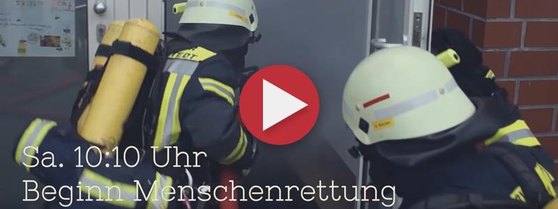 Thumbnail des Youtube Werbefilm der Feuerwehr Bönningstedt